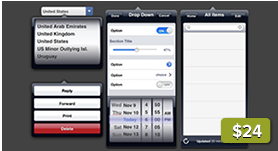 Get axure widgets libraries for iphone ipad android powerpoint ipad storyboard templates toneelgroepblik Gallery